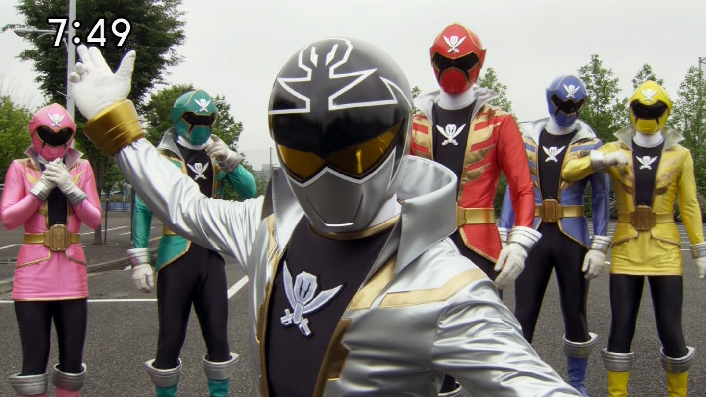 First Preview Clip for Power Rangers Super Megaforce ...