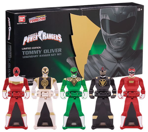 Power Rangers Super Megaforc one click Ranger Key Set Gokaiger Limited Item Used