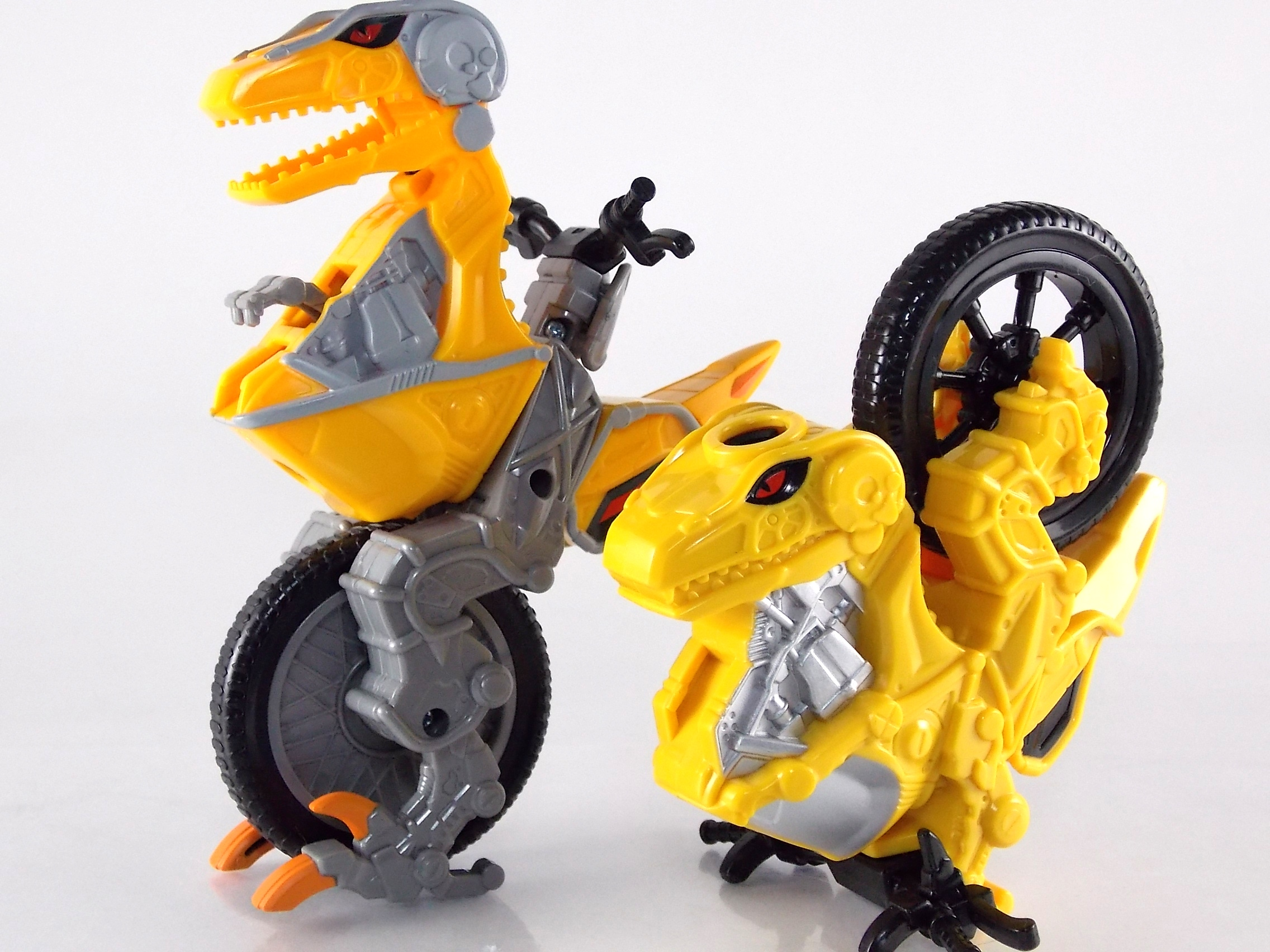Power Rangers Dino Charge Dino Cycle With Red Ranger ...