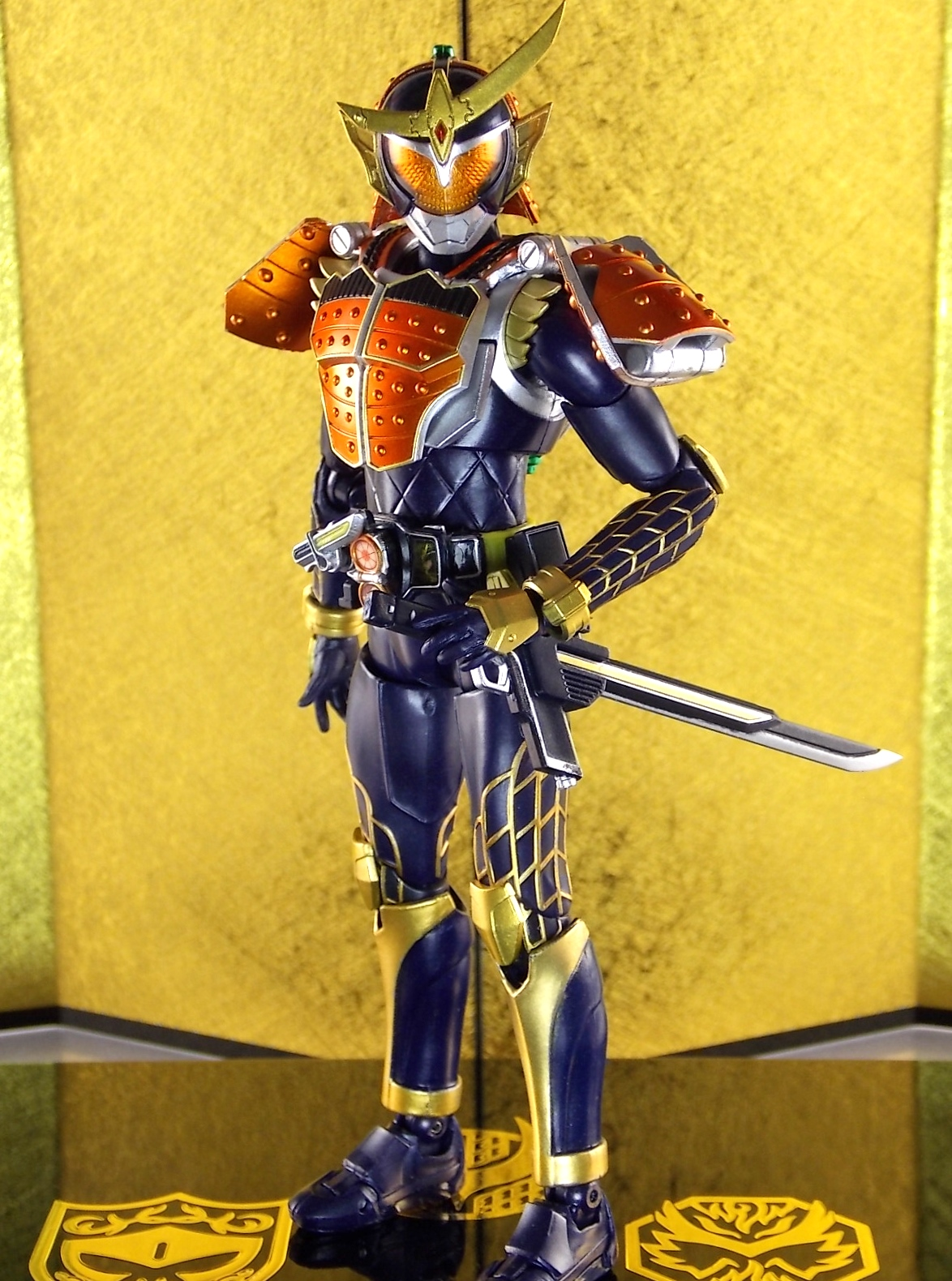S H E Together Forever Hebe: S.H.Figuarts Gaim Orange Arms Reissue Coming In June