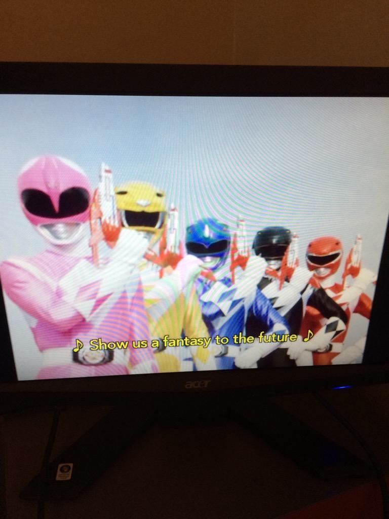 Shout! Factory Zyuranger DVD's Released Early, Images
