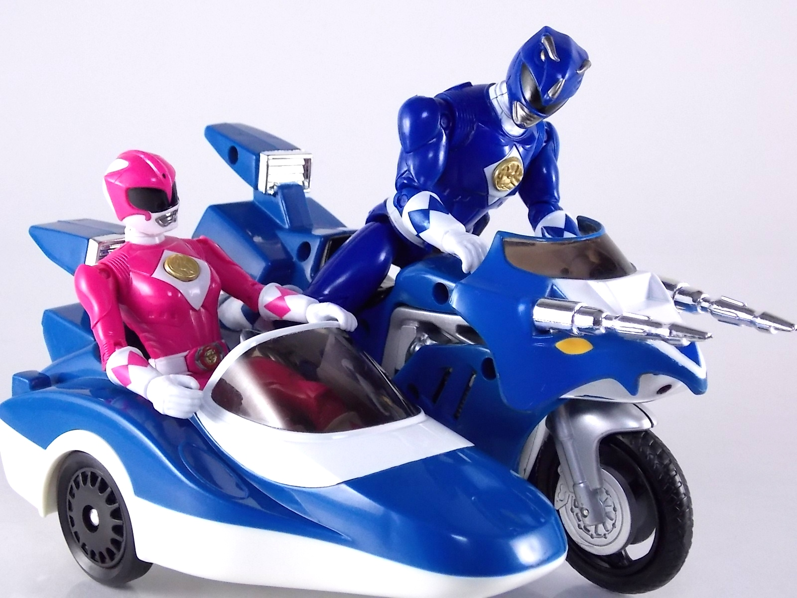 Legacy Mighty Morphin Power Rangers Movie 5 Inch Blue