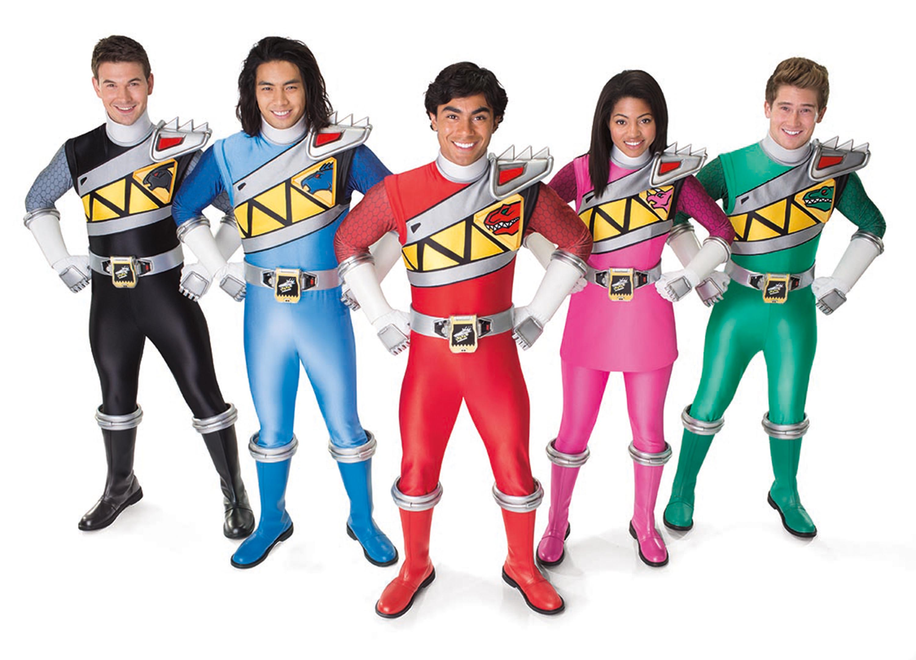 High Resolution Power Rangers Dino Charge Cast Images ...