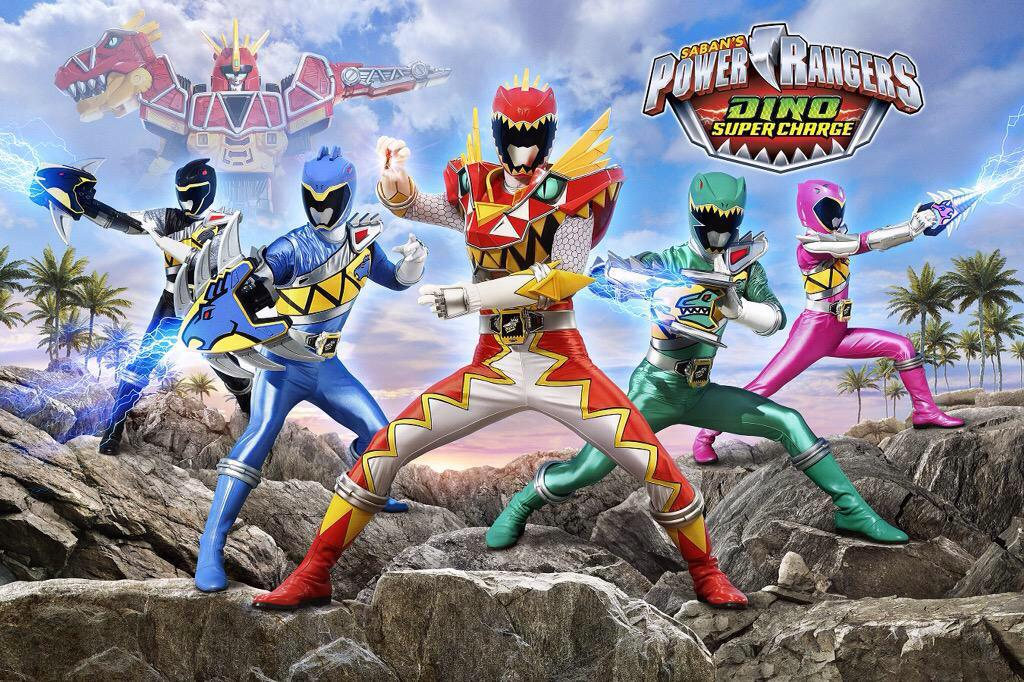 New Episode Titles Summaries For Power Rangers Dino Supercharge