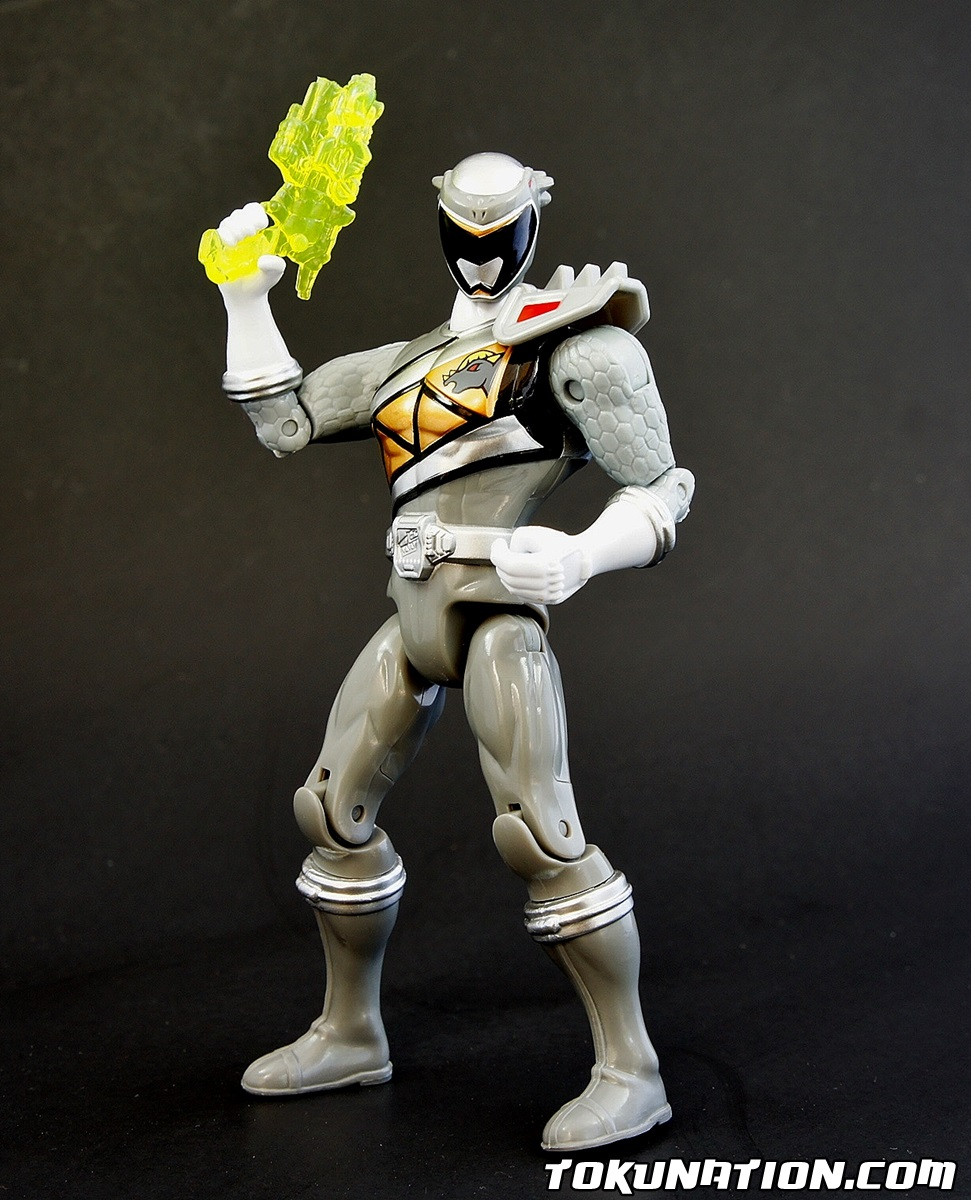 Power Rangers Dino Charge 5 Inch Graphite Ranger Gallery