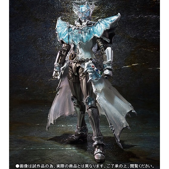 SIC Kamen Rider Wizard Infinity Style Official Images