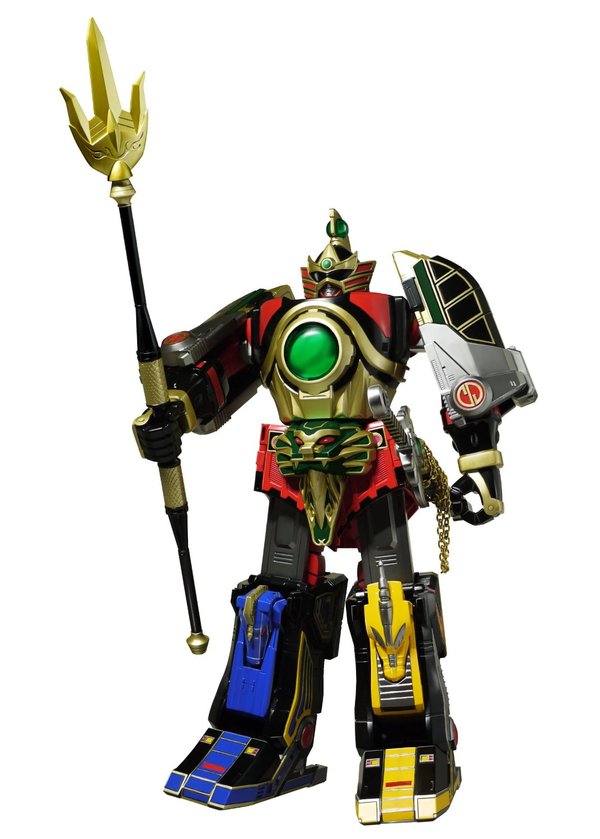 New Hi Res Official Images Of The Legacy Thunder Megazord
