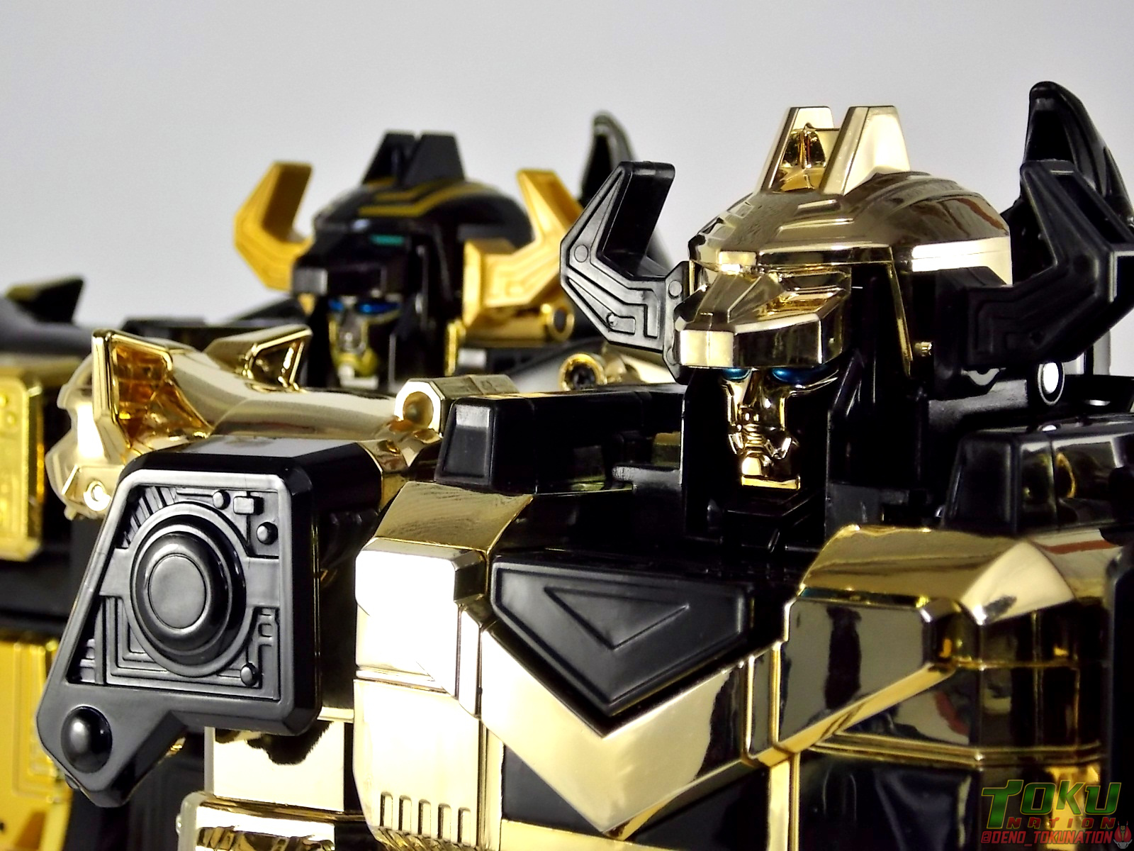 14k Gold Plated Power Rangers Lost Galaxy Megazord Gallery