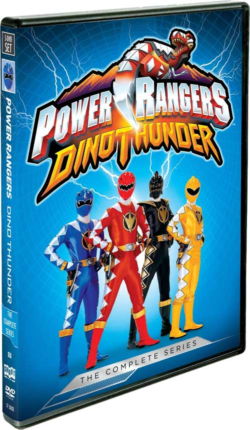 shout factory announces power rangers dino thunder mmpr. Black Bedroom Furniture Sets. Home Design Ideas