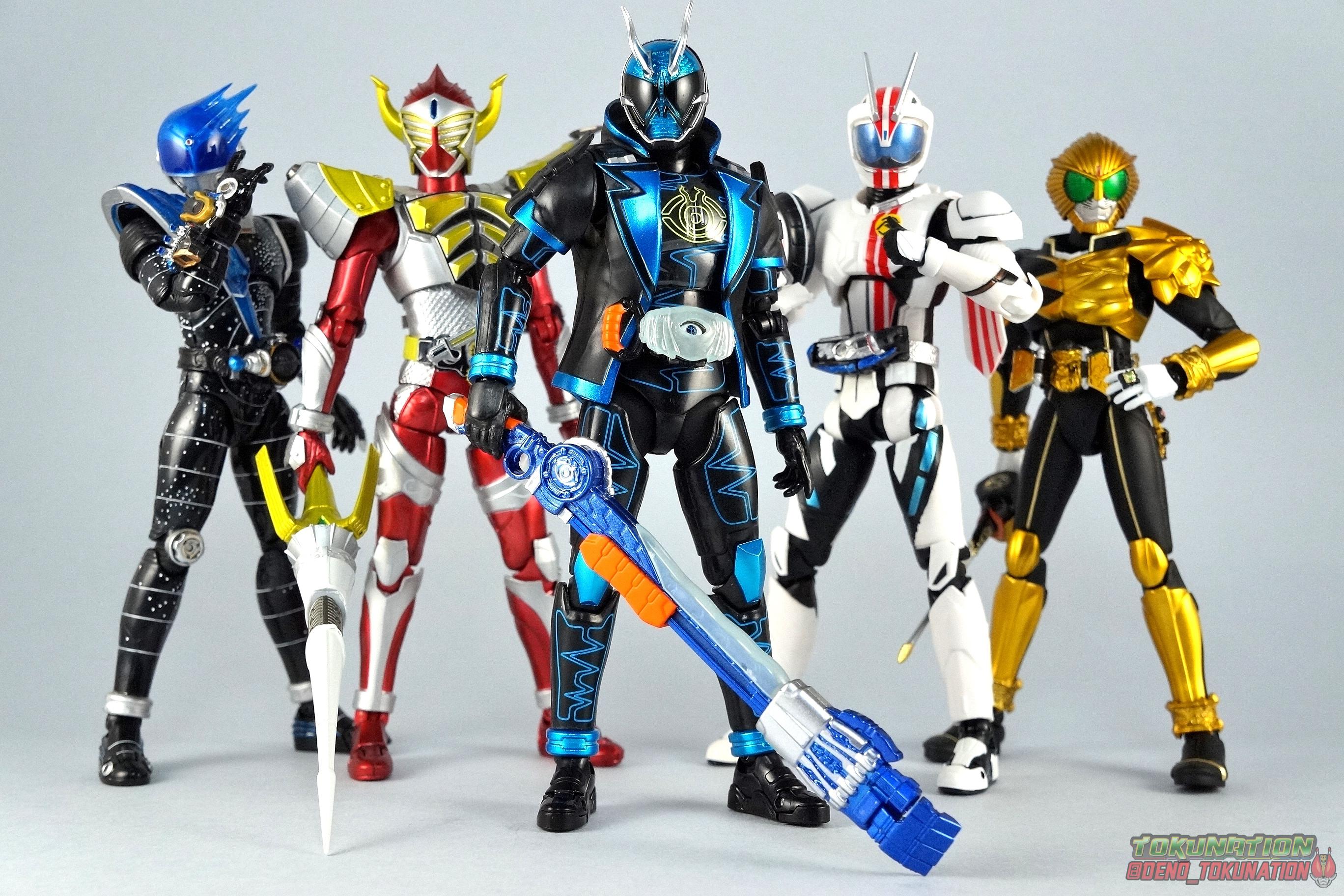 Figuarts Kamen Rider Specter Specter Damashii Bandai Tamashii Nations S.H