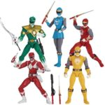Ninja Storm Red Ranger - Tokunation