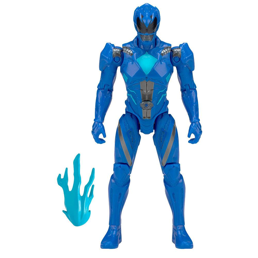 "Alpha Blue Movie new power rangers movie toys revealed - 5"" figures, alpha 5"
