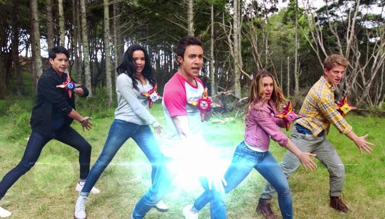 Power Rangers Ninja Steel Episode 17-