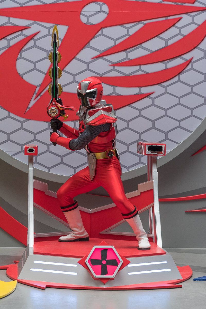 Power Rangers Ninja Steel - 4/6 - Tokunation