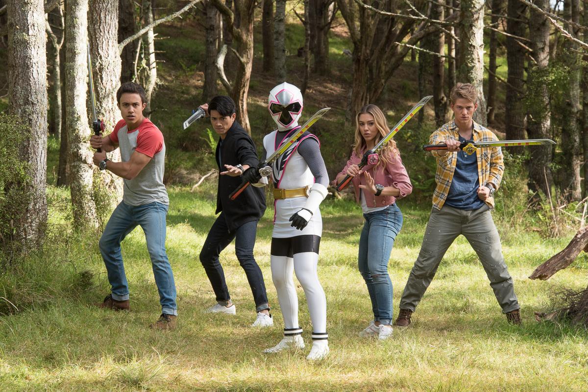 Power Rangers Ninja Steel - My Friend Redbot - Episode Poll and