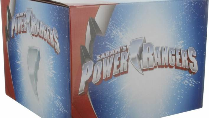 Power Rangers Gift Box from StylinOnline.com!
