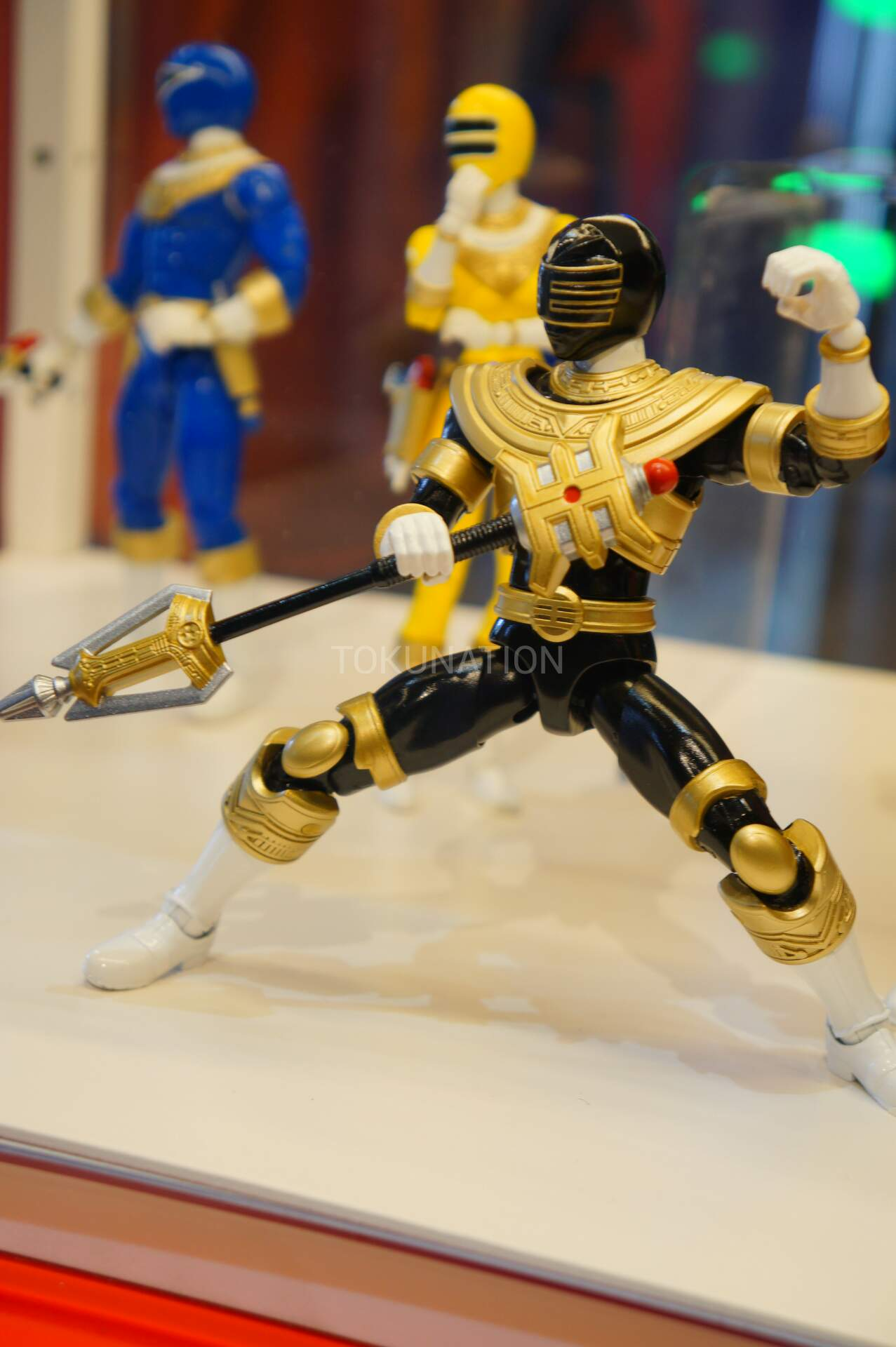 SDCC 2017 - Power Rangers Toys from Bandai America ...