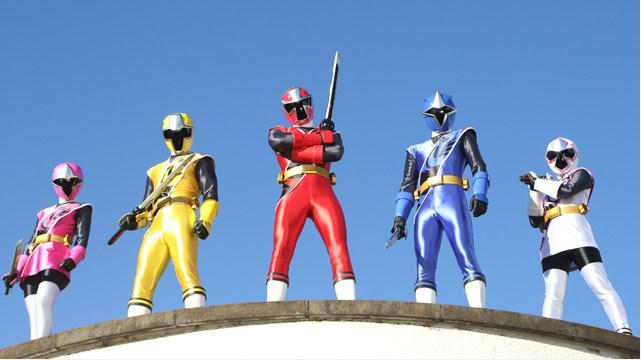 Power Rangers Ninja Steel Episode 19-