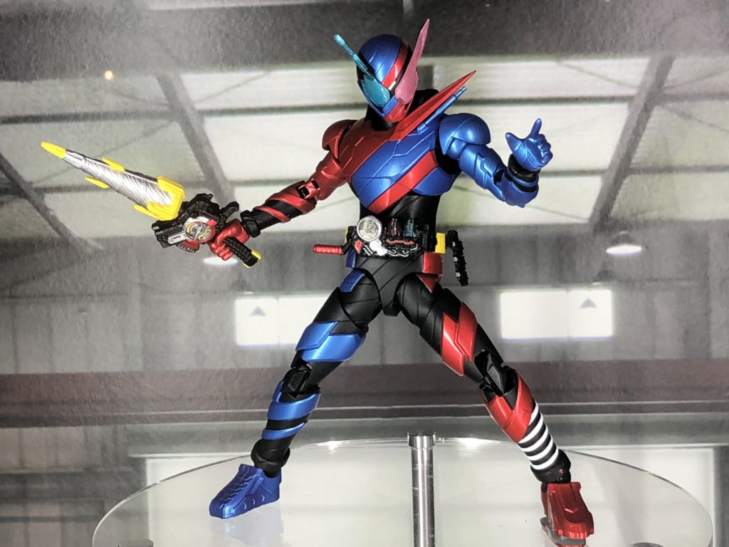Figure Rise Standard Kamen Rider Build Tank Rabbit Revealed
