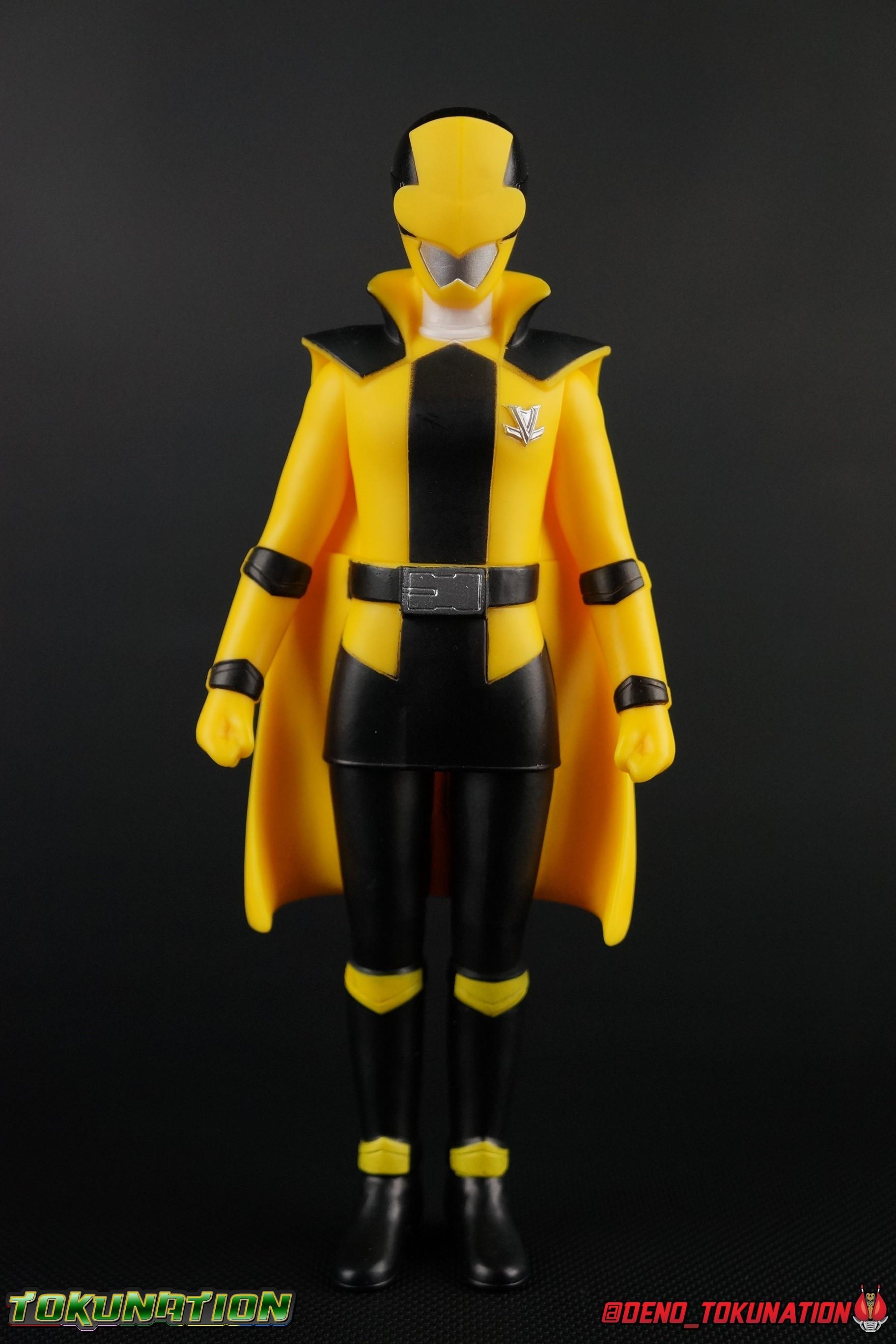 Lupinranger Sentai Hero Collection Lupin Red Blue
