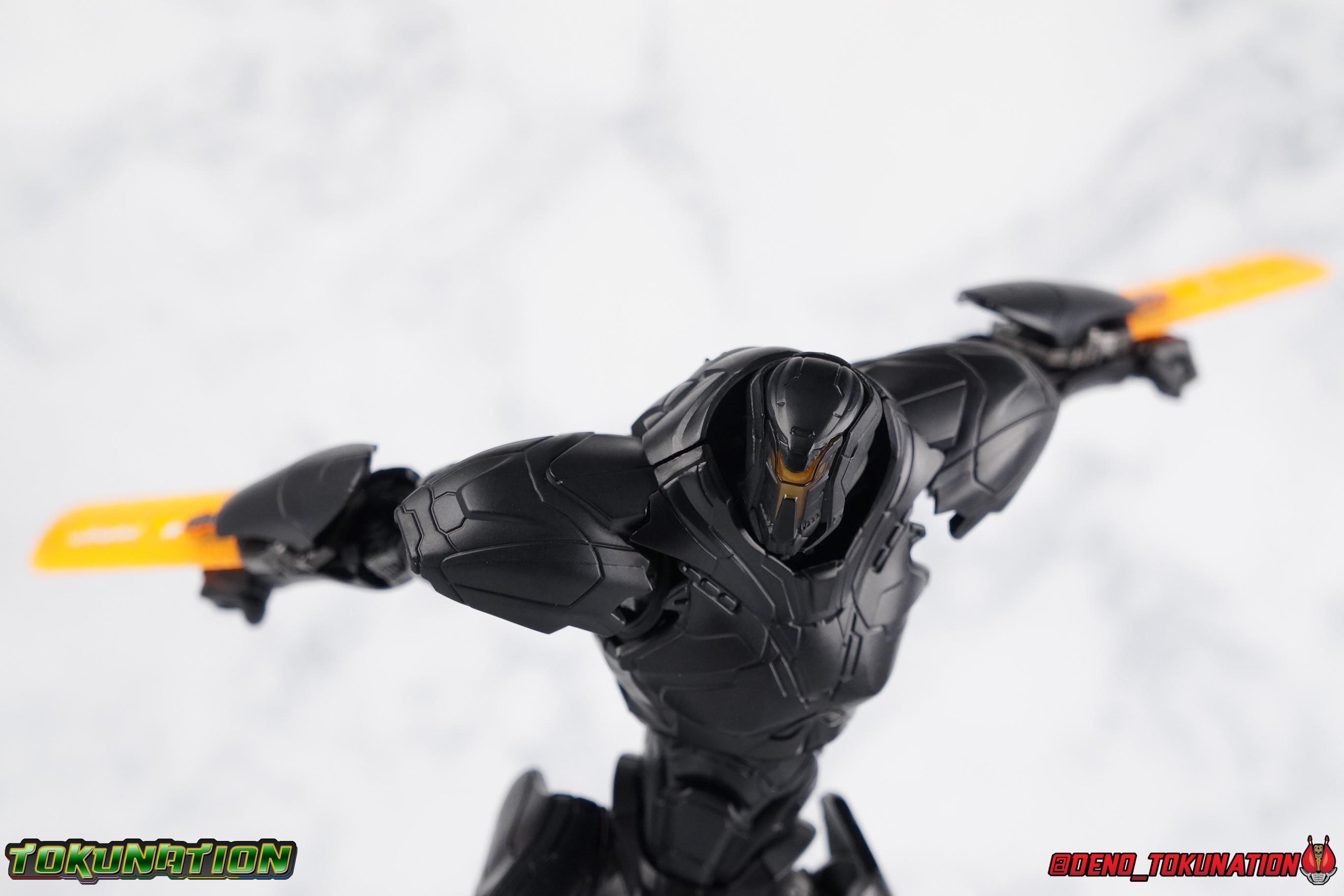 Pacific Rim Uprising Robot Spirits Damashii Obsidian Fury Gallery