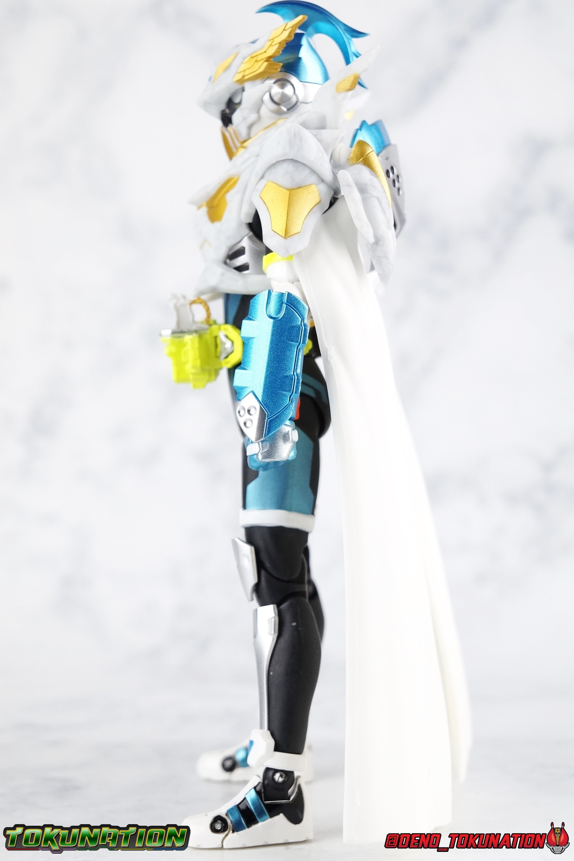 S H Figuarts Kamen Rider Brave Legacy Gamer Level 100 Gallery Tokunation