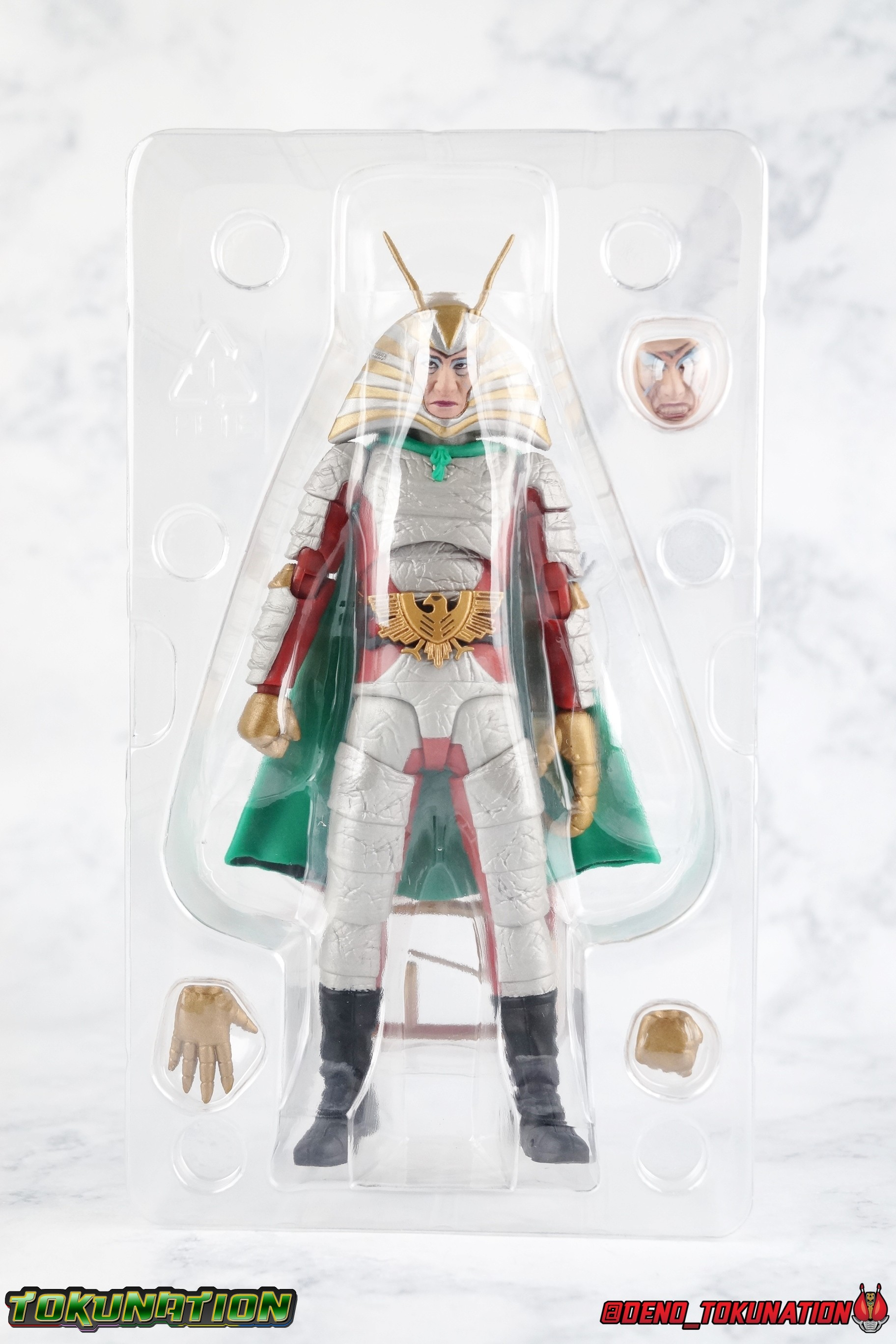 Bandai PremiumS.H Figuarts Shocker Combatant Masked Rider IN STOCK NOW