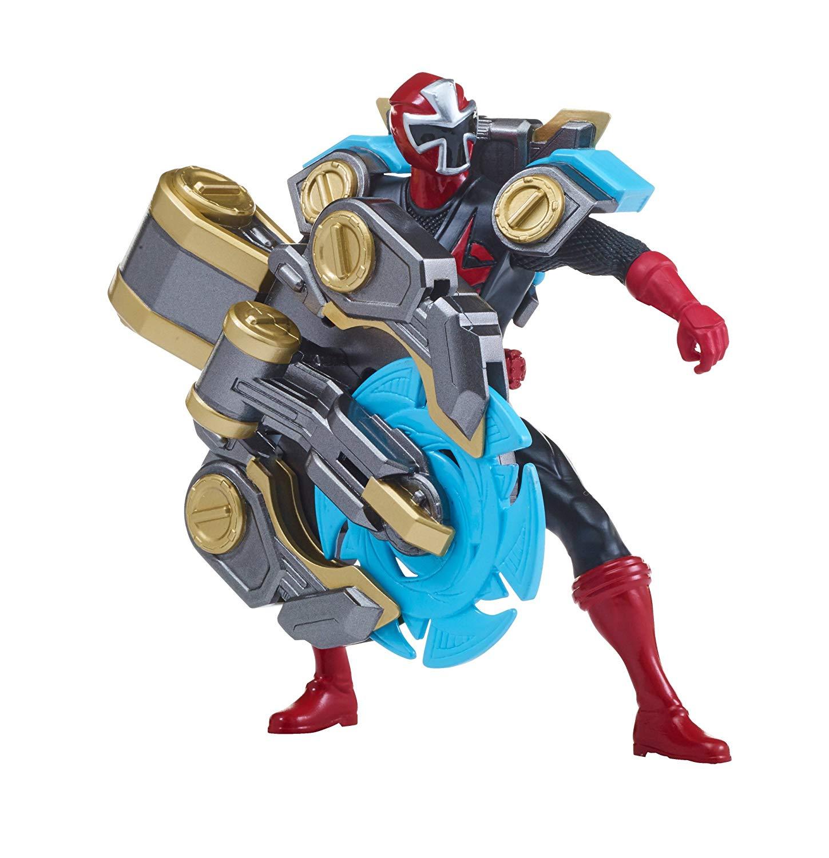 New Power Rangers Ninja Steel Toys Revealed! - Tokunation