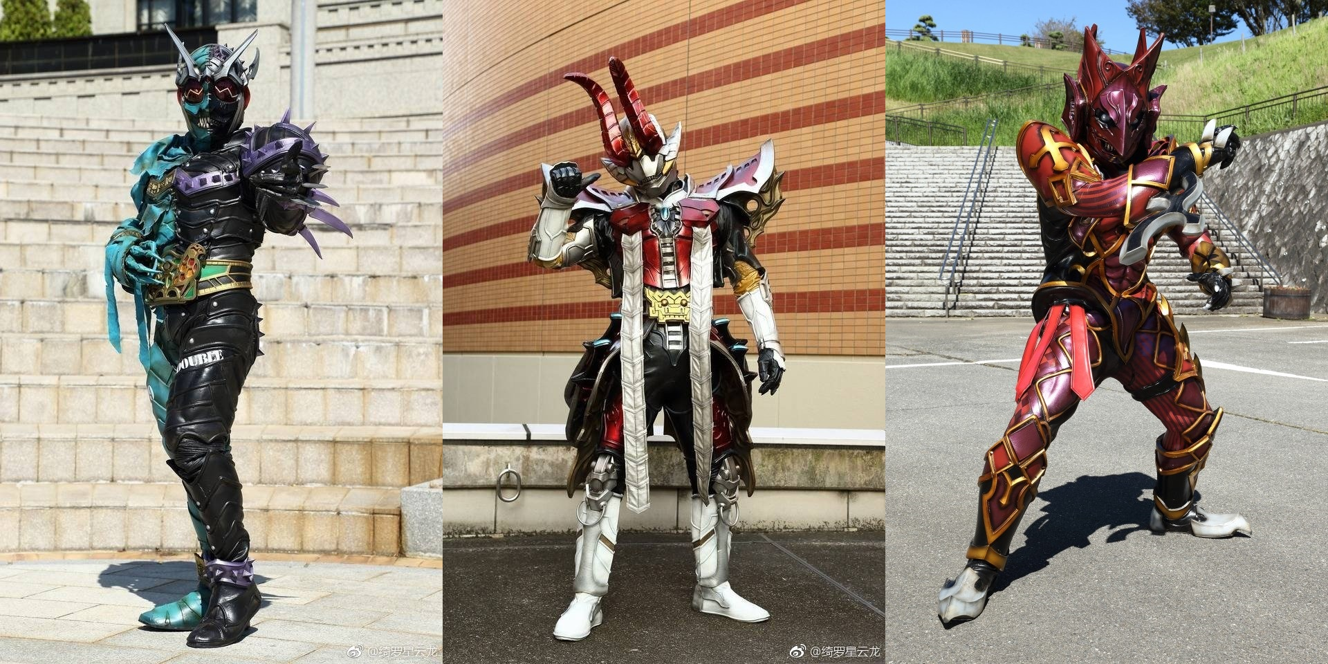 Kamen Rider Zi-O: Another W and Den-O, Futaros Imagin