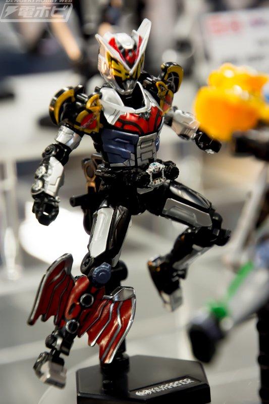 SO-DO Kamen Rider Zi-O Ride4 Revealed: First Look at Kiva
