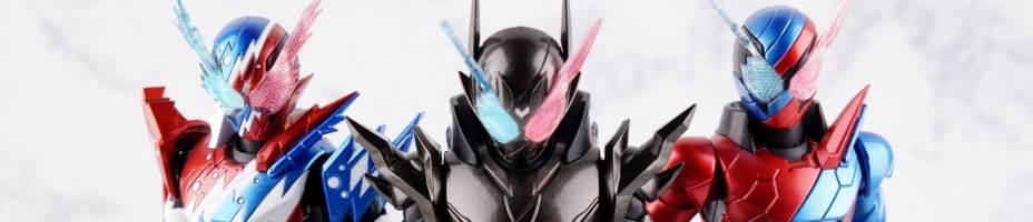 Tamashii Nation 2018 Kamen Rider BUILD RABBITTANK HAZARD FORM rabitt tank Japan