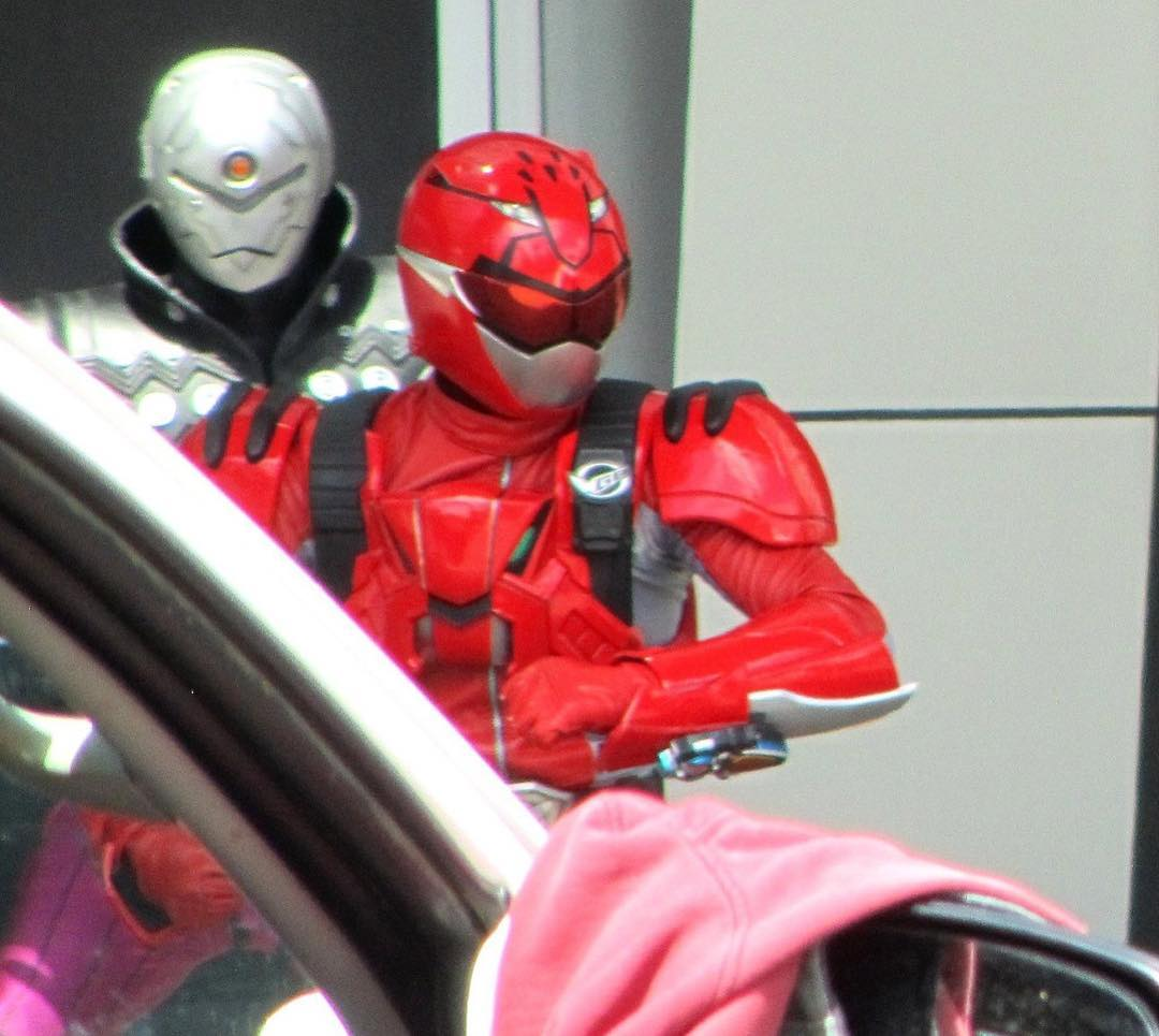 New Power-Up For Beast Morphers Red Ranger Sighted?