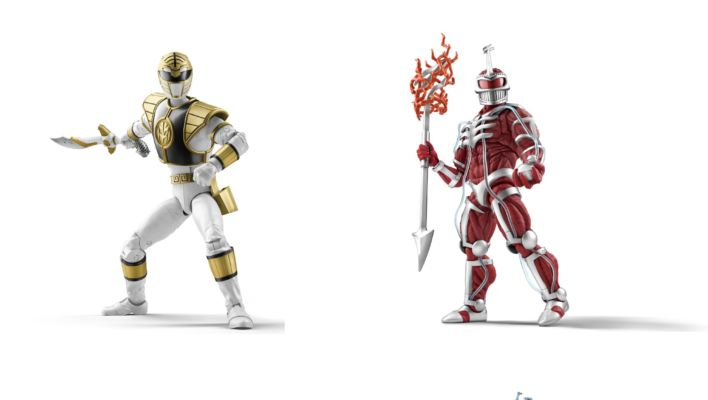 Power Rangers Lightning Collection First Look