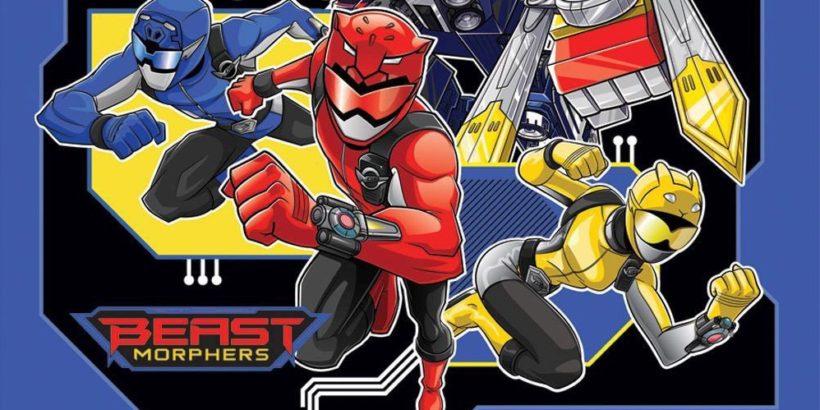 Power Rangers Beast Morphers: Episode 2 Clip Online
