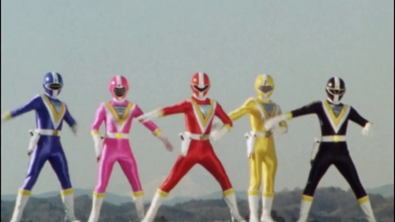 Shout! Factory Releasing Chikyu Sentai Fiveman On DVD!