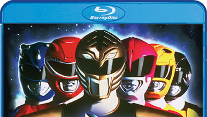 Mighty Morphin Power Rangers The Movie Blu-Ray Releases June 4th 2019