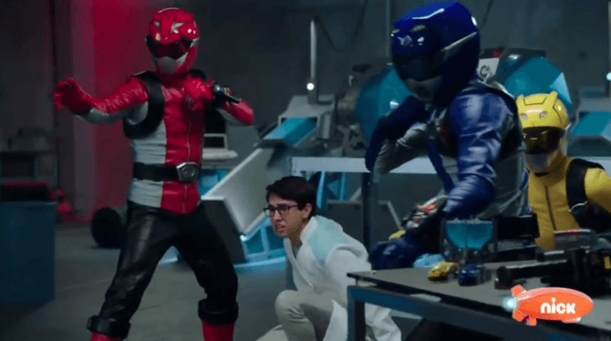 "Power Rangers Beast Morphers Episode 3 ""End of the Road"" Preview Clip Online!"