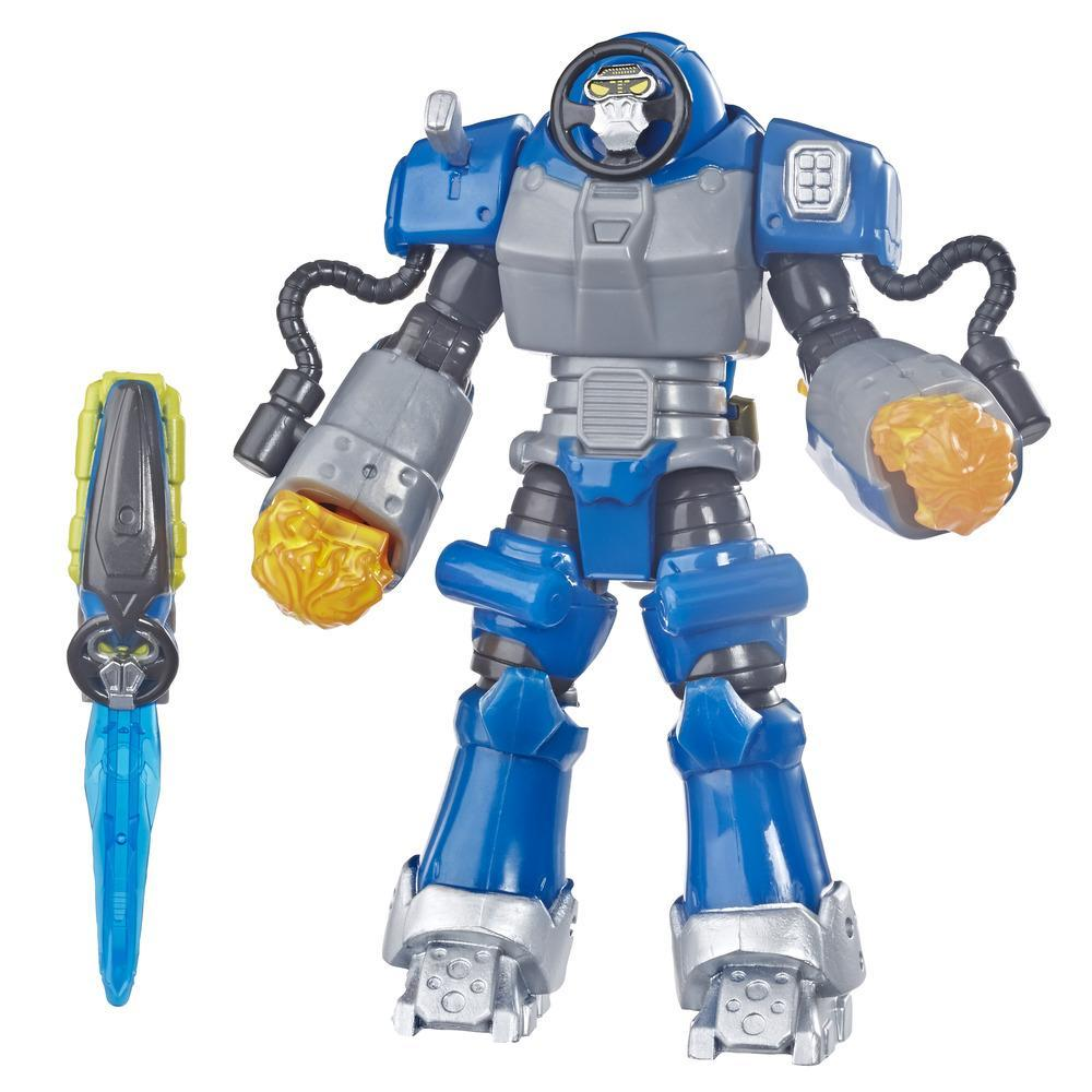 Beast Morphers 12Inch Blaze 6Inch Beast Bots and