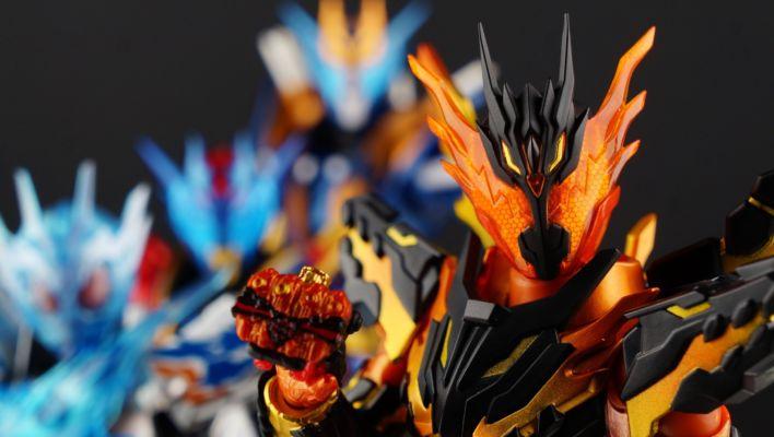 S.H. Figuarts Kamen Rider Cross-Z Magma Gallery