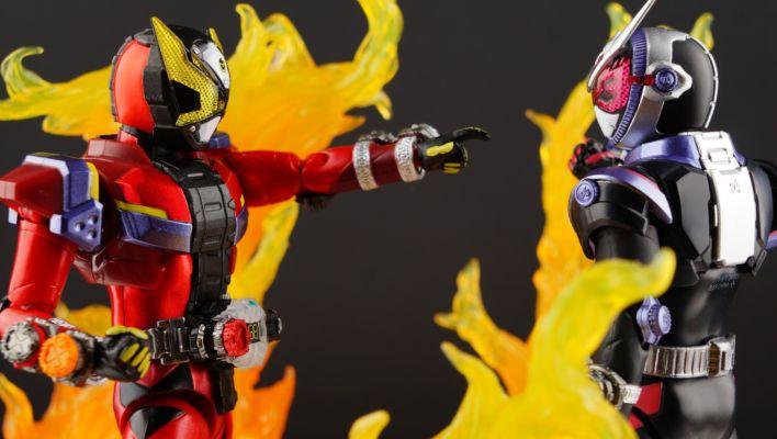 S.H. Figuarts Kamen Rider Geiz Gallery
