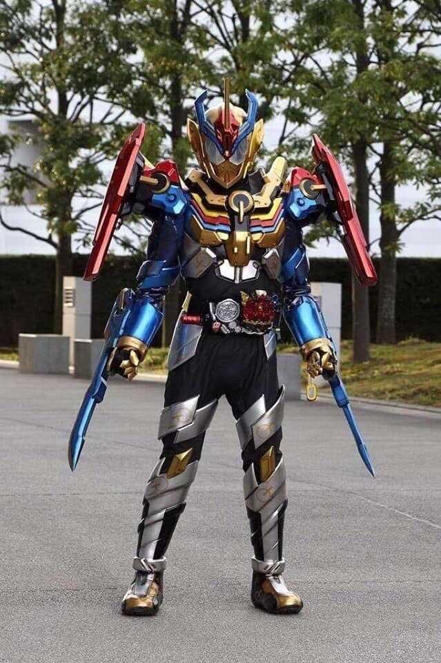 Kamen Rider Grease - Tokunation