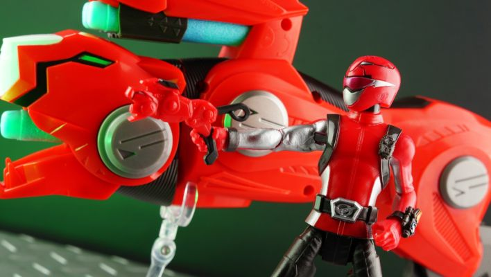 Power Rangers Beast Morphers NERF Cheetah Beast Blaster Gallery