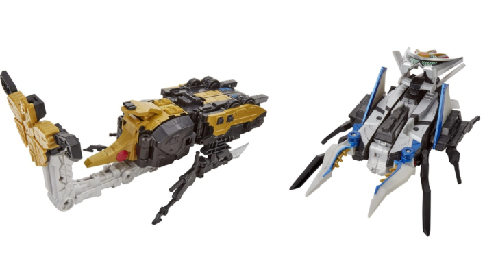 Power Rangers Beast Morphers Beast Jet & Beast Wrecker Zords Revealed