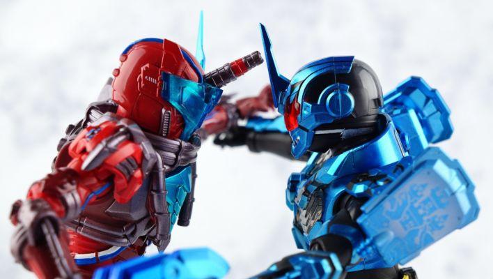 S.H. Figuarts Kamen Rider Grease Blizzard Gallery