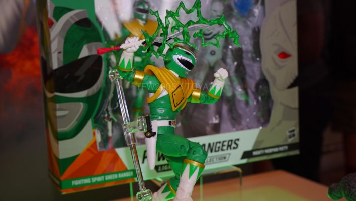 SDCC 50: Hi-Res Images of Lightning Collection Fighting Spirit Green Ranger & Putty Two-Pack