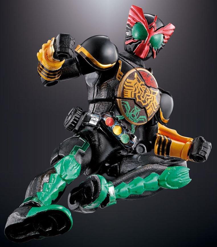 SO-DO Chronicle Kamen Rider OOO TaToBa Combo Revealed - Tokunation