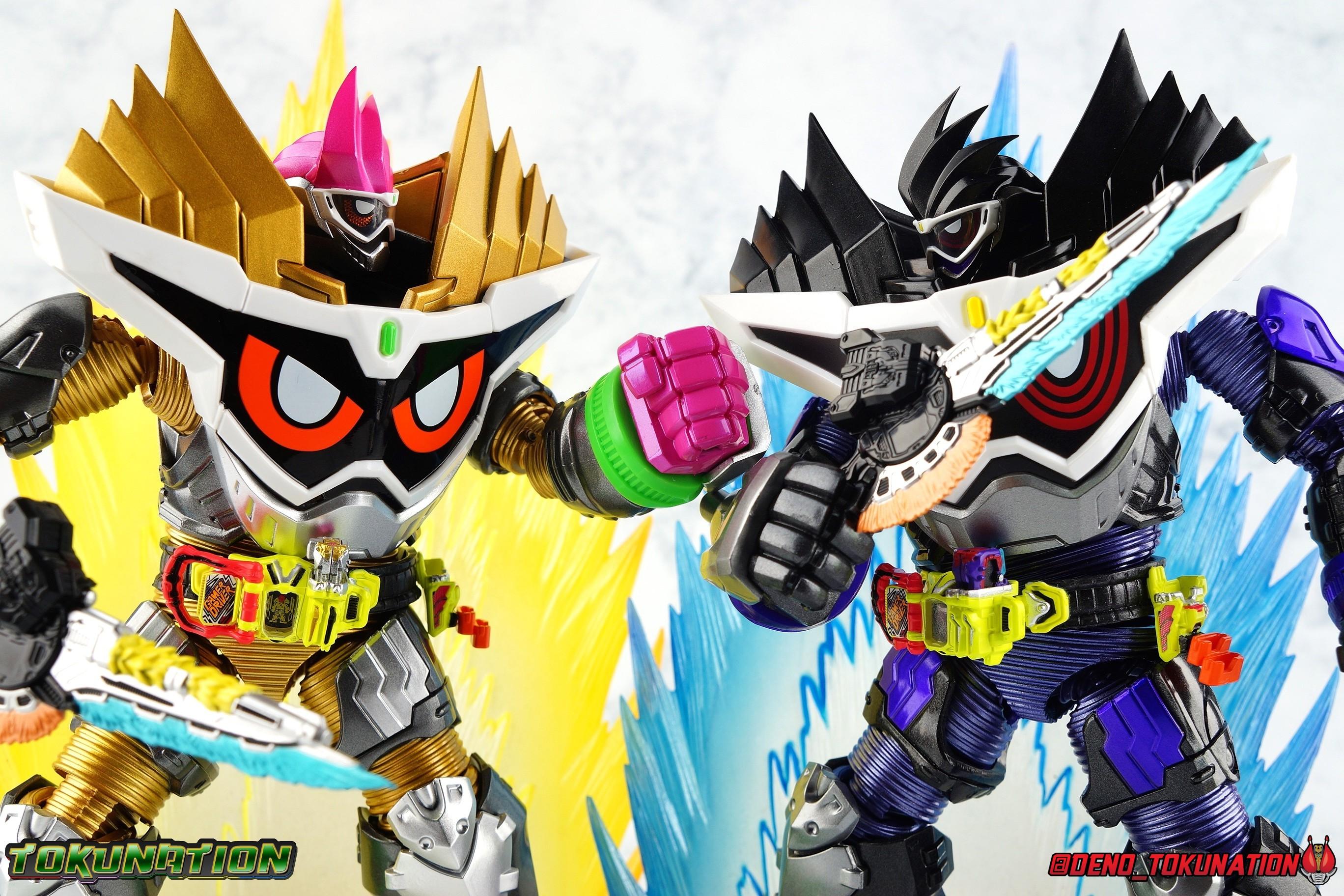 Kamen Rider Exaid Tokunation