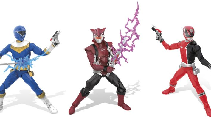 Power Rangers Lightning Collection Wave 4 Official Hi-Res Images