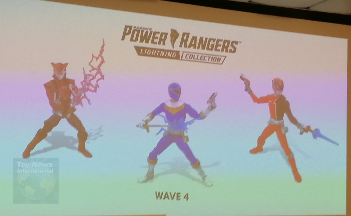 First Look: Power Rangers Lightning Collection Wave 4!