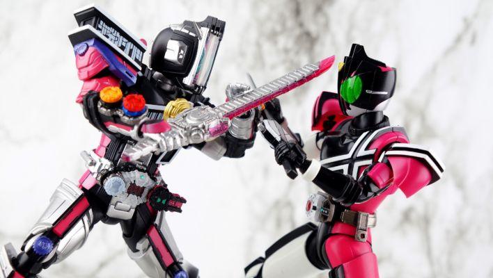 Toku Toy Box: S.H. Figuarts Kamen Rider Zi-O Decade Armor Gallery